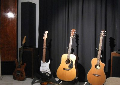 House-Guitar-Selection-Studio-A