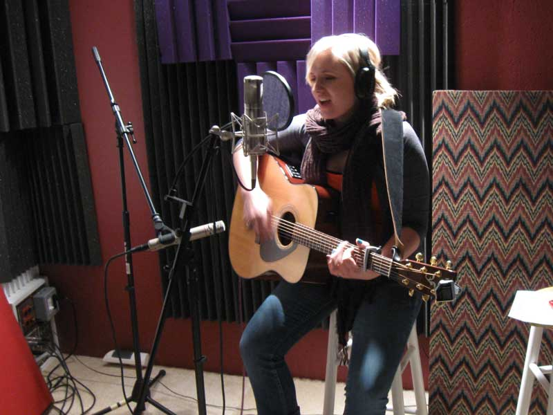Singer/Songwriter From Green Bluff, Washington